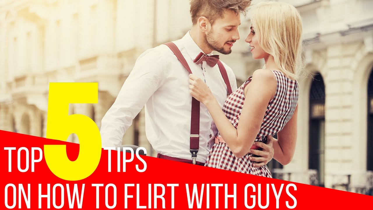 A few simple flirting tips for guys can dramatically increase any mans ability to flirt successfully.