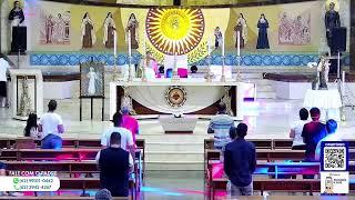 Santa Missa às 15h  - 16/07/2020 - AO VIVO