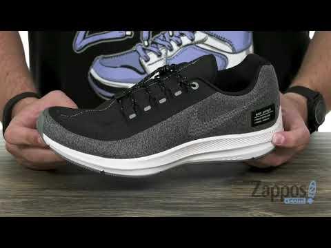 Nike Pegasus 35 And Winflo 5 Nike Air Zoom WInflo 5 Run Shield SKU: 9097779 - YouTube