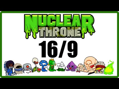 Nuclear Throne in 16/9