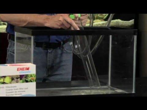 How to Keep a Fish Tank Smell Down : Aquariums & Fish Tanks