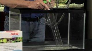 how to keep a fish tank smell down aquariums fish tanks