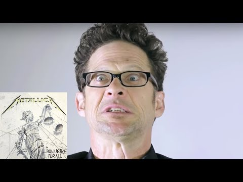 Jason Newsted Reflects on Metallica's '...And Justice For All'