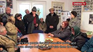 Ahmadiyya Muslim Community donates to Romanian charity CARP OMENIA