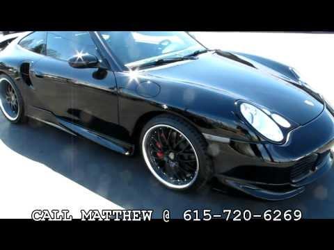 2001 Porsche 911 Turbo Coupe @ Dixie Motors Inc.-Nashville, TN