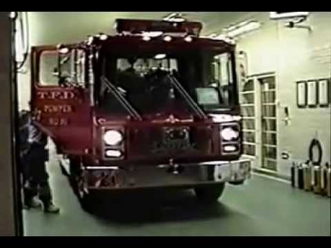 1989 City Toronto Fire Station 20 B shift