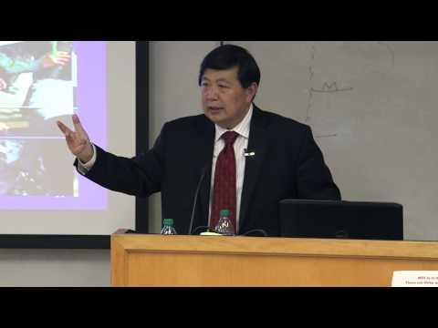 Public Health Grand Rounds: Dr. Yuanli Liu