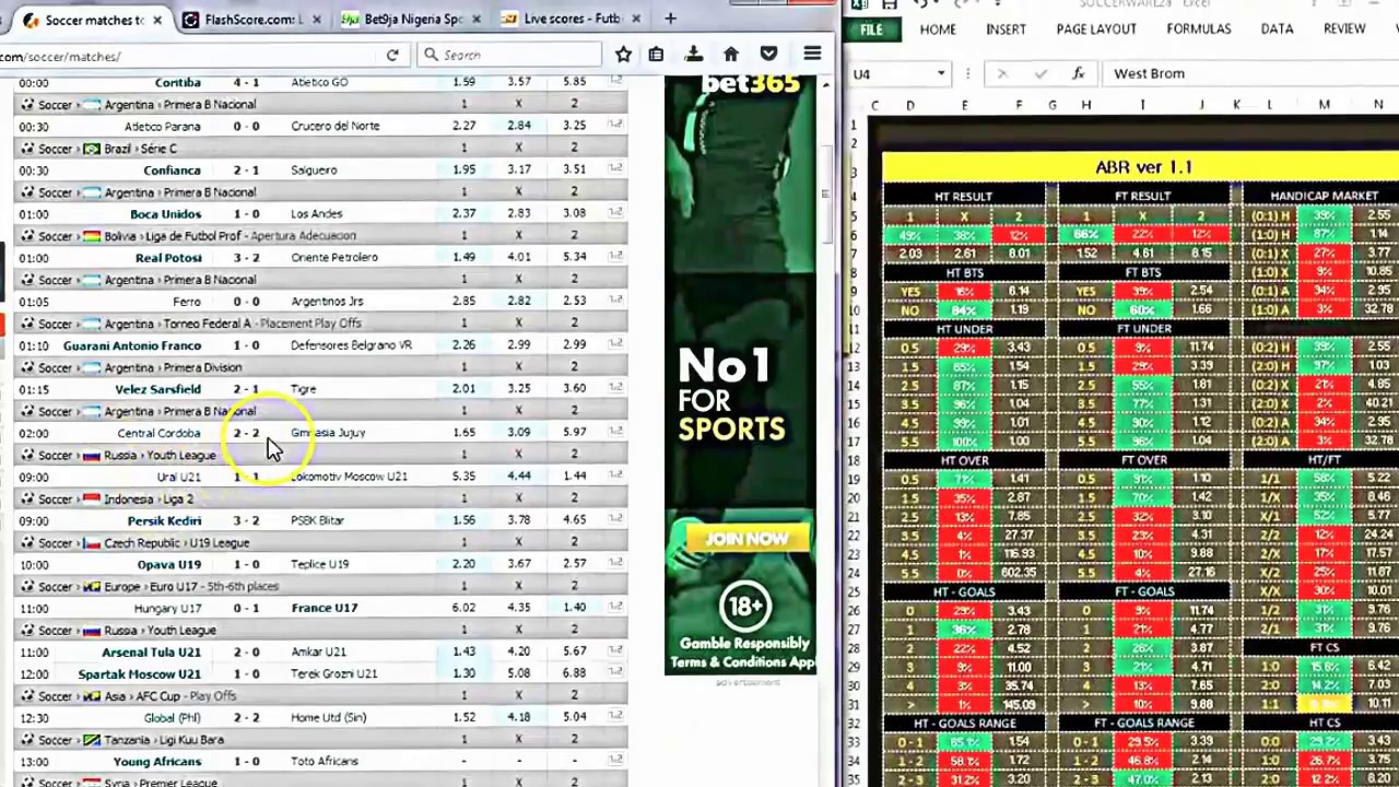 Soccer Prediction Software