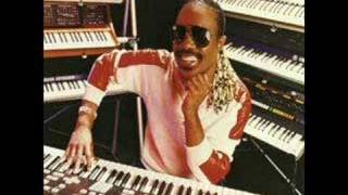 "Stevie Wonder- ""I Love You Too Much"" 1985 In Square Circle"