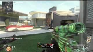 Viol 1vs1 Sniper contre Epic gros rageux mdr Black Ops 2