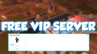 ROBLOX JAILBREAK FREE VIP SERVER LINK! [NEW]