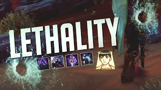 Doublelift- LETHALITY