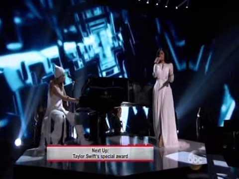 Lil Wayne & Christina Milian   Start A Fire   On American Music Awards of 2014