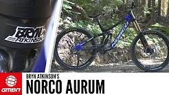 Bryn Atkinson's Norco Aurum | GMBN Pro Bikes