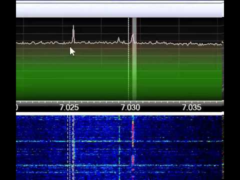 Remote SDR-RAdio server test