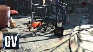 Fallout 4's Hidden Treasures - Fens Street Sewer