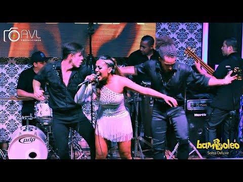 O Ella O Yo | Kate Candela y Orq | Bamboleo Discoteca 2019