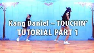 [Dance Tutorial] Kang Daniel - TOUCHIN' Mirrored Tutorial