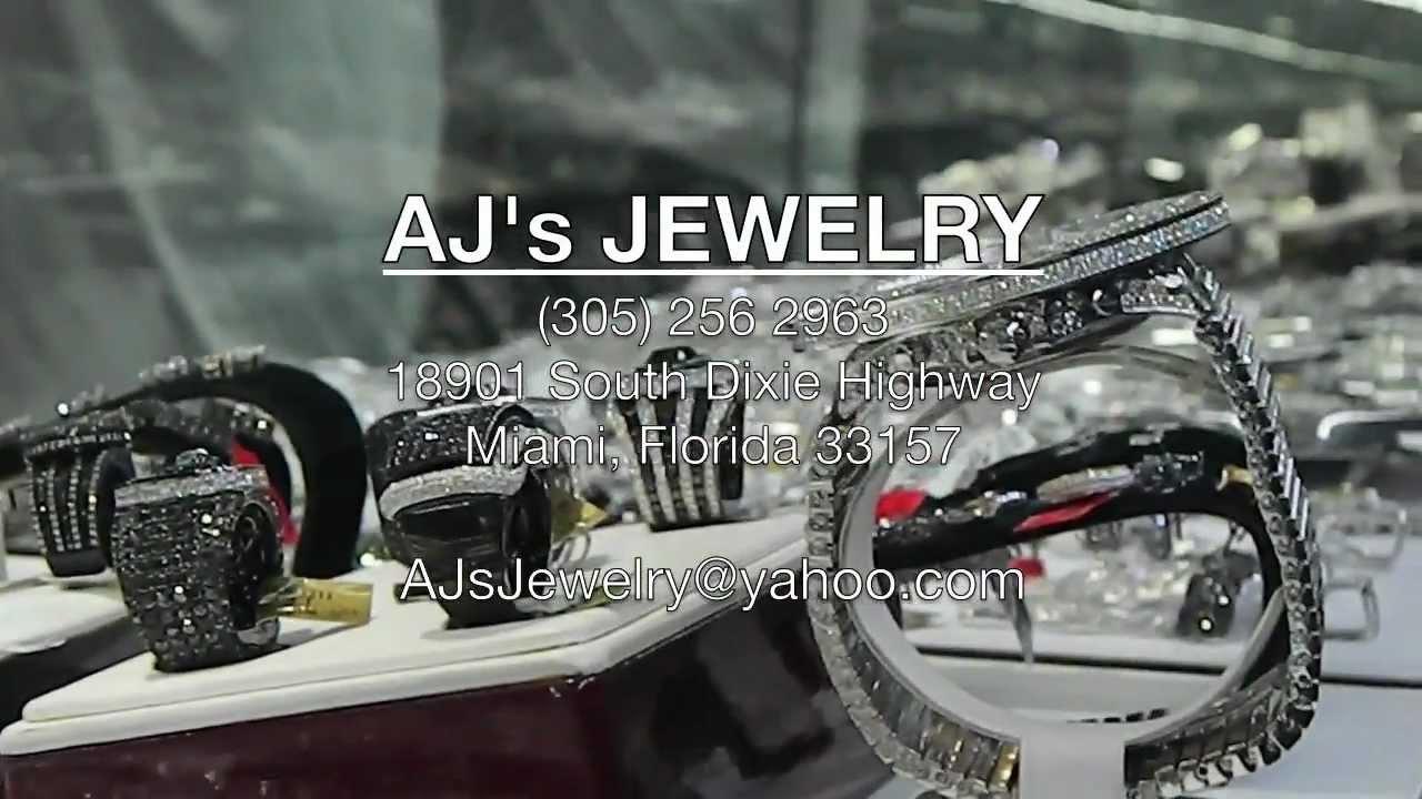 aj 39 s jewelry miami fl 2012 youtube