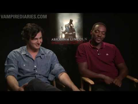 Interview with the Abraham Lincoln: Vampire Hunter Cast