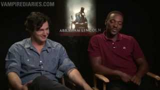 interview with the abraham lincoln vampire hunter cast