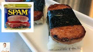 Video Spam Musubi | Classic Hawaiian Recipe download MP3, 3GP, MP4, WEBM, AVI, FLV Januari 2018