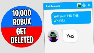 GIVING MY ROBLOX FRIENDS THE ULTIMATE CHOICE..