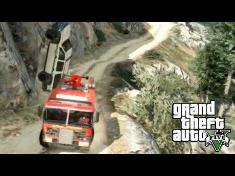 GTA 5 - Gameplay Ita HD - Cazzeggio A Los Santos