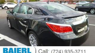 2011 Buick LaCrosse  Pittsburgh  Wexford  Cranberry PA