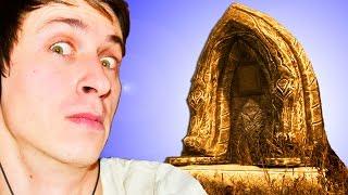 Секреты Skyrim #3. Глас небесный!