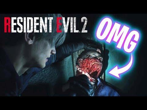 ESTO ES DEMASIADO! Resident Evil 2 Remake DEMO!