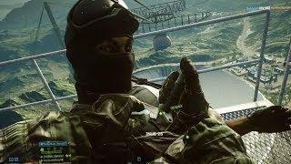 Battlefield 4 - PC Gameplay Hardcore Mode
