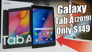 Samsung Galaxy Tab A 8.0 Inch (2019 Edition) Unboxing & First Look!