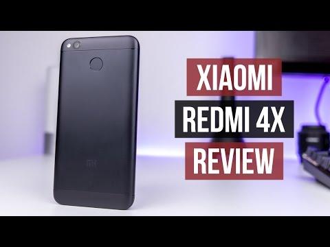 Xiaomi Redmi 4X Review | Here