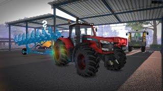Maszyny Rolnicze 2016#1 Zapoznanie oraz ocena gry