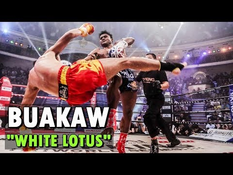 Buakaw - White Lotus (Highlights & Knockouts)