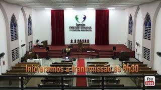 Escola Dominical - 25-04-2021