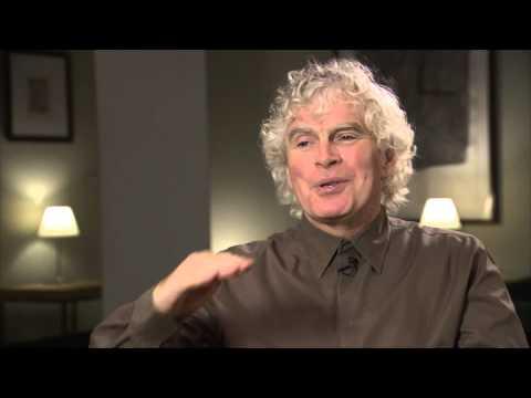 Simon Rattle on Pierre Boulez