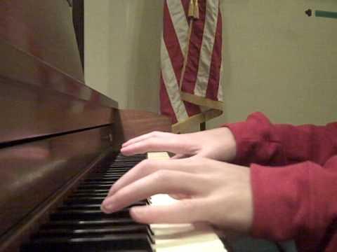 Washington Post March on Piano