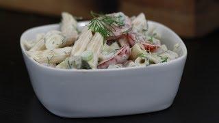 Dill Pasta Salad Recipe