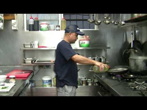 Barzura Cafe & Ristorante - Jay-Ar's Cooking Experience Chapter 1: Nasi Goreng