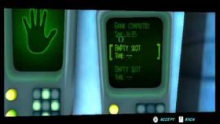 Monsters vs. Aliens Movie Game Walkthrough Part 1 (Wii)