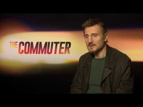 Liam Neeson on the pay gap between men and women.