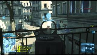 Battlefield 3 Gameplay - Seine Crossing