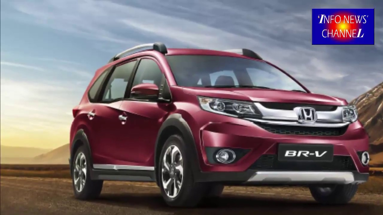 THE NEW HONDA BRV 2019 RELEASE DATE AND PRICE Of $14,000