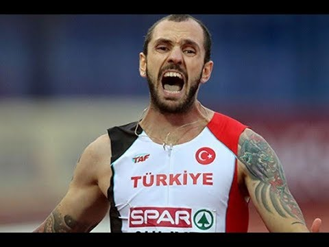 Ramil Quliyev wins 200m Men Final IAAF World Champs 2017