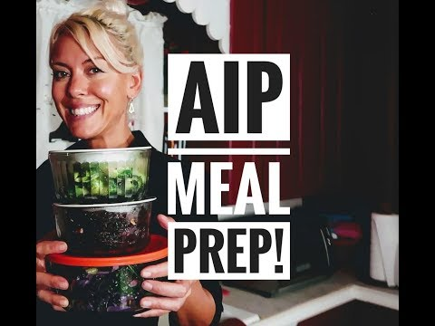 AIP Meal Prep