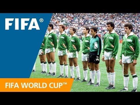 World Cup Highlights: Germany - Algeria, Spain 1982