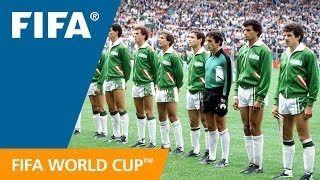 Download Video World Cup Highlights: Germany - Algeria, Spain 1982 MP3 3GP MP4