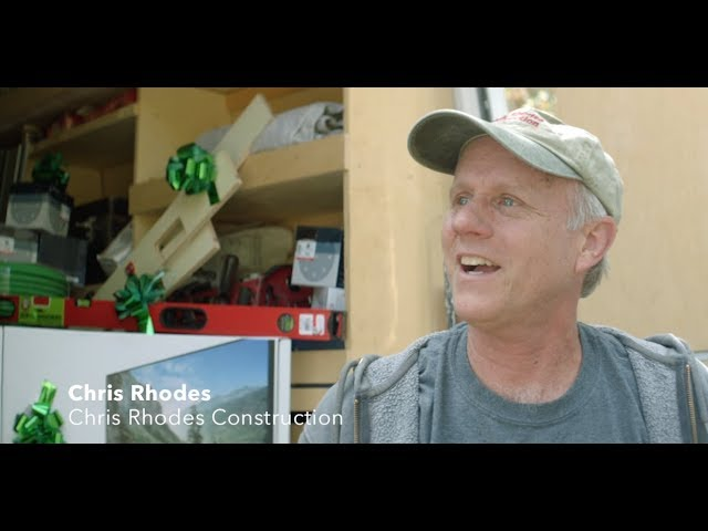 Small Business Owners: Backing Chris Rhodes | QuickBooks Backing You